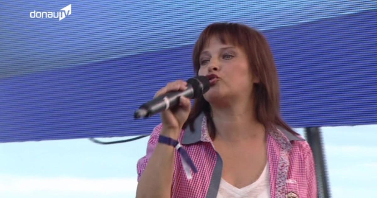 Schlager Sängerin