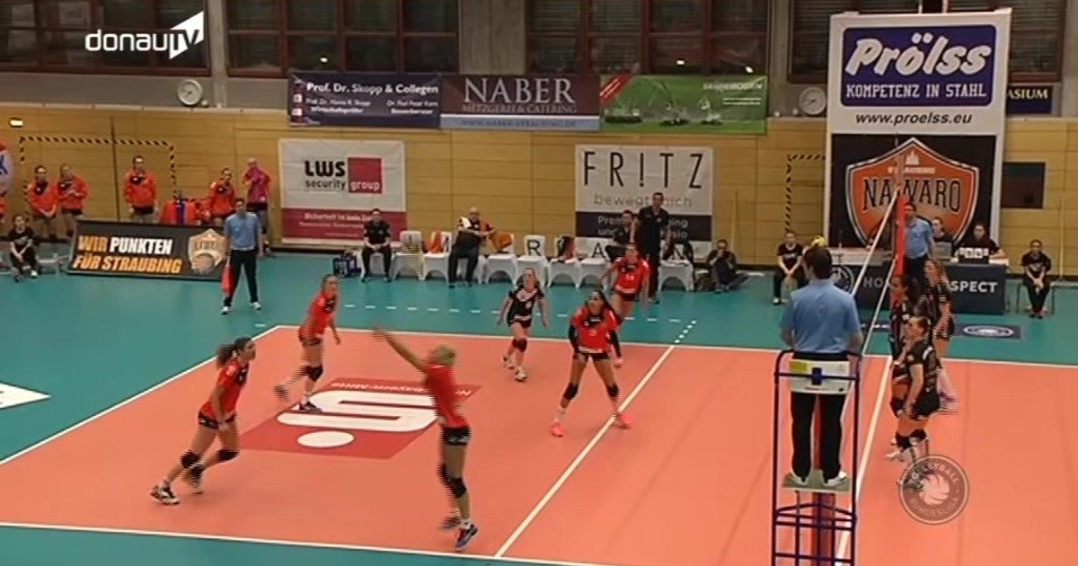 volleyball straubing